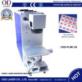 Волокна лазерных маркеров системы маркировки механизма для Индии на рынок