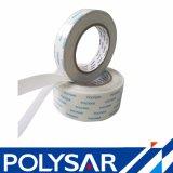 nastro adesivo della gomma piuma bianca del PE di 1mm con la fodera di carta