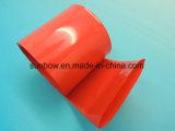 PVC ultra sottile del tubo dello Shrink di calore della parete dell'azzurro di alta qualità