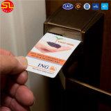 Scheda chiave dell'hotel di accesso di T5577 RFID per lo Smart Card del PVC della camera di albergo