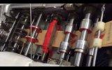 Máquina automática de la bolsa de papel del alimento de alta velocidad