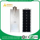 60W tutto in un indicatore luminoso di via solare del LED con il prezzo competitivo