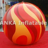 منطاد جديدة مستديرة كرة قابل للنفخ لأنّ يتاجر عرض