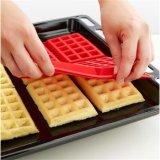 Прессформа булочки прессформы Waffle силикона высокотемпературная упорная
