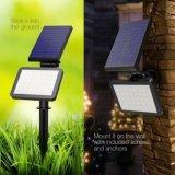 Indicatore luminoso solare del giardino del prato inglese di paesaggio registrabile impermeabile esterno decorativo IP65