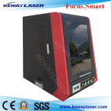 Польностью Enclosed машина отметки лазера волокна Ipg