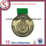 上販売法の工場価格のカスタマイズされた高品質の金属のスポーツメダル