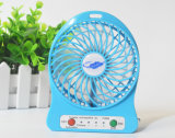 Вентилятор охлаждения на воздухе горячей батареи руки вентилятора USB Micro лета 5V портативной миниой перезаряжаемые
