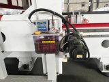 アルミニウムWindows CNCの打抜き機3の軸線CNCのルータースピンドルおよび5axis CNCのルーターは見た