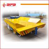 Reboque elétrico operado do transporte da alta qualidade do carretel de cabo para a fábrica