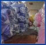 Tessuto del Mop del panno di pulizia di Microfiber in rullo