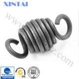 Resorte de tensión de acero ajustable espiral de encargo