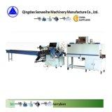 Swf590 수건 자동적인 열 수축 감싸는 기계