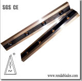 Lâmina de Corte guilhotina para papel de corte da máquina de corte hidráulico