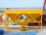 Máquina de tratamento por lotes da areia do cimento de dois funis, PLD800 Batcher agregado