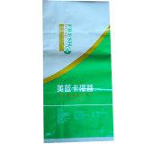 Бумажный материал принимает изготовленный на заказ мешок для зодчества еды промышленного