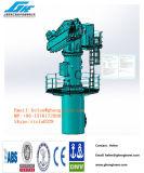 Ghe Pedestal Marine Crane Tibercopique Jib 2.5t@20m
