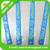 環境に優しい昇進の安い習慣PVCゴムブレスレット