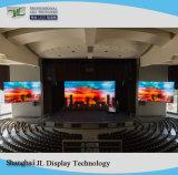 최신 인기 상품 P3.91 실내 임대료 발광 다이오드 표시 LED 영상 벽 전시