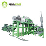 Dura-Shred Machine à recycler des pneus d'occasion