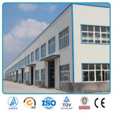 Fabbrica prefabbricata della struttura d'acciaio della costruzione prefabbricata del gruppo di lavoro di disegno della costruzione