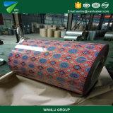 Überzogenen rostfreien vorgestrichenen Stahlring von Shandong färben