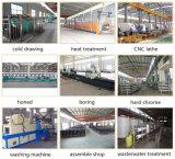 Cilindro hidráulico ativo dobro para a maquinaria agricultural