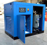Compresores lubricados con la combinación final y el motor de aire