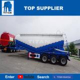 Titan 3 Ejes remolques de cemento a granel de 35 metros cúbicos de capacidad para la venta