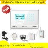 LCD表示が付いている新しいGSMの機密保護アラーム