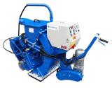 Machine de nettoyage de paquet de bateau d'étage polissant la machine de grenaillage