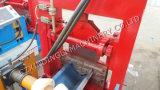 Metallaluminiumridge-Fliese-Rolle, die Maschine bildet