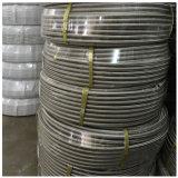 SAE 100 R14 SS304 SS316 tressé en acier inoxydable flexible en téflon