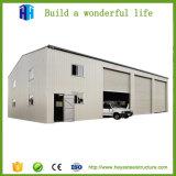Structure légère en acier de la fabrication des armoires de garage pour garer la voiture