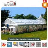 25X50m販売のための1000年のSeaterの透過玄関ひさしの屋外のテント