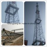 Башня связи GSM горячего DIP гальванизированная