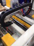 Aferidor de dobramento da caixa da aleta com PLC de Schneider