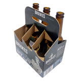 6 de Houder van het Pak van het bier voor Levering voor doorverkoop in China