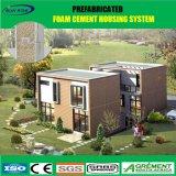 Het vlakke Pak prefabriceerde Modulair Huis/het PrefabHuis van het Bureau van de Bouw/van de Container