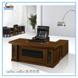 사무용 가구 고품질 나무로 되는 사무실 테이블 디자인 (FEC-3119)