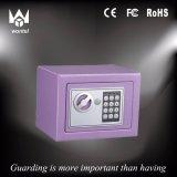 Mini elektronischer sicherer bunter sicherer Kasten für Haus und Geschäft