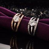 De Oostenrijkse Kristallen namen de Gouden Ring van de Bloem van Anelli van de Kleur toe