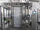 Máquina de enchimento de enchimento de suco quente de 3000bph