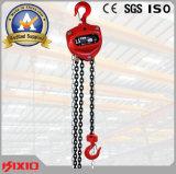 Élévateur à chaînes électrique de 1.5 tonne avec le crochet