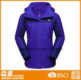 1개의 방수 온난한 스포츠 재킷에 대하여 여자 3