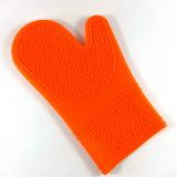 Cuisine anti-calorique parfaite de silicium de Softtextile faisant cuire des gants de BBQ de gant