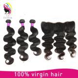 도매 8A 바디 파 브라질 인간적인 Remy Virgin 머리 길쌈