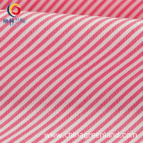 Shirtsのための65%Cotton 32%Naylon 3%Spandex Stripe Fabric