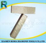 Segmento de diamante de alta calidad para el corte de piedra