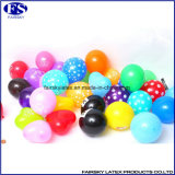 Ronde ballon-Customed met Uw Druk van het Ontwerp